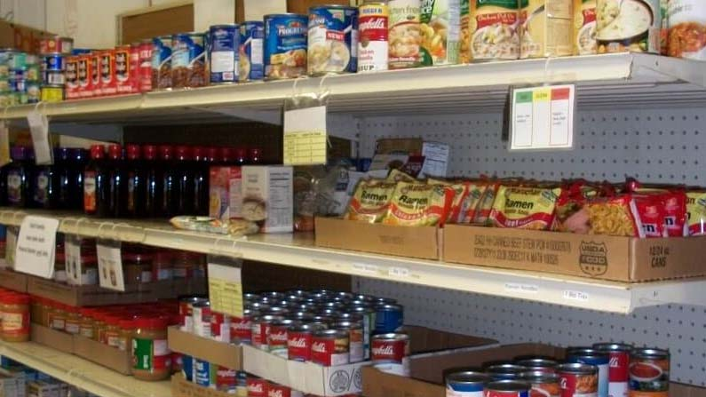 active faith food pantry
