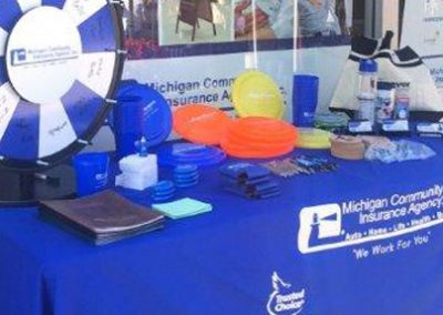buy mich now 2019 northville booth