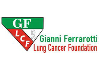 gianni ferrarotti lung cancer foundation logo