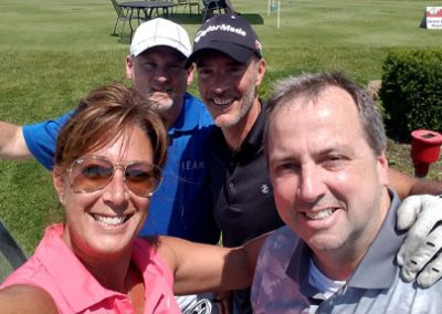 michigan community insurance agency golf for charity