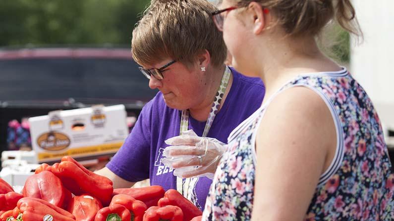 Forgotten Harvest Needs Volunteers