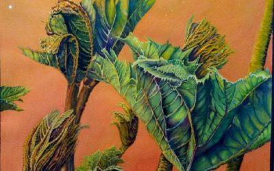 Wixom Artist Finds Inspiration in Monet's Garden